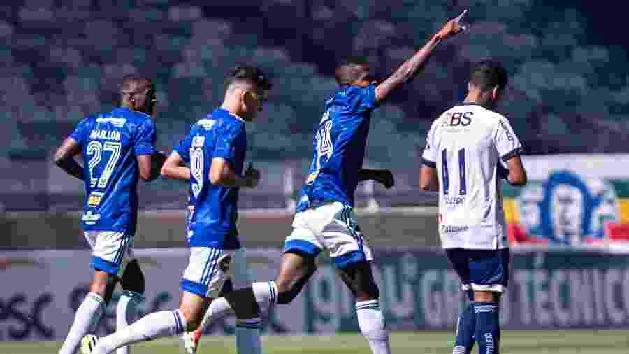 Partida foi realizada no domingo - Gustavo Aleixo/Cruzeiro