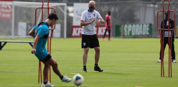 Miguel Ramírez mantém compromisso com Inter e esfria interesse do São Paulo