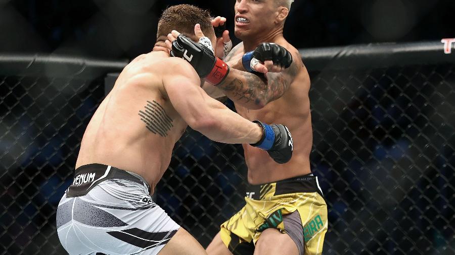 Com título de Charles Do Bronx, Brasil iguala recorde histórico no UFC - Troy Taormina-USA TODAY Sports
