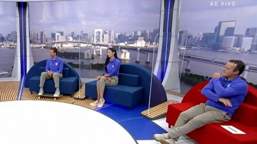 Bob Burnquist comenta possível racha na Confederação Brasileira de Skate - SporTV/Reprodução