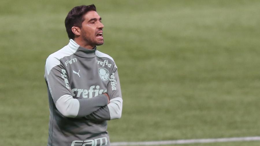Campeão pelo Palmeiras, Abel Ferreira tem mais de 80% de aproveitamento em Libertadores - Marcello Zambrana/AGIF