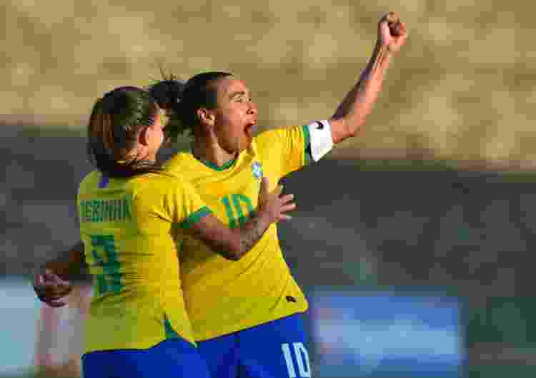 Marta - Josemar Gonçalves/AGIF - Josemar Gonçalves/AGIF