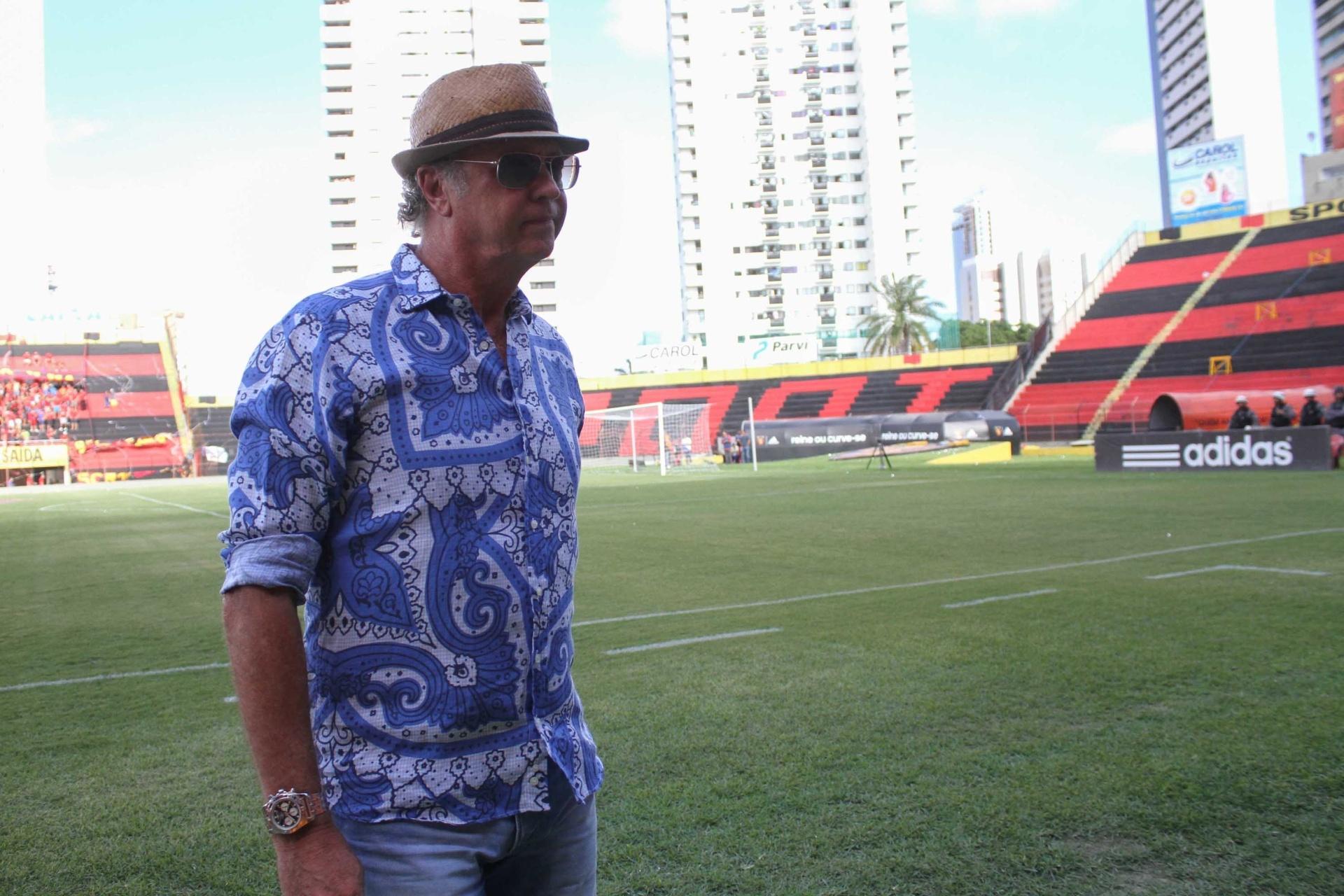 772f67d007 10+  Buzina revolta Falcão e goleiro marca contra em jogo do Palmeiras -  01 02 2016 - UOL Esporte
