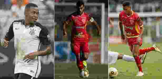 Daniel Augusto Jr/Agência Corinthians - Danilo Verpa/Folhapress - Eduardo Knapp/Folhapress