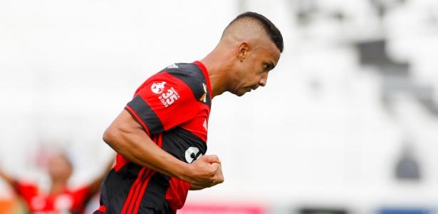 Jorge é o jogador com mais chances de deixar o Flamengo na próxima janela - Rodrigo Coca/Eleven/Estadão Conteúdo