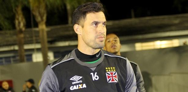 Martín Silva renovou recentemente seu contrato com o Vasco até o fim de 2019 - Carlos Gregório Júnior / Site oficial do Vasco