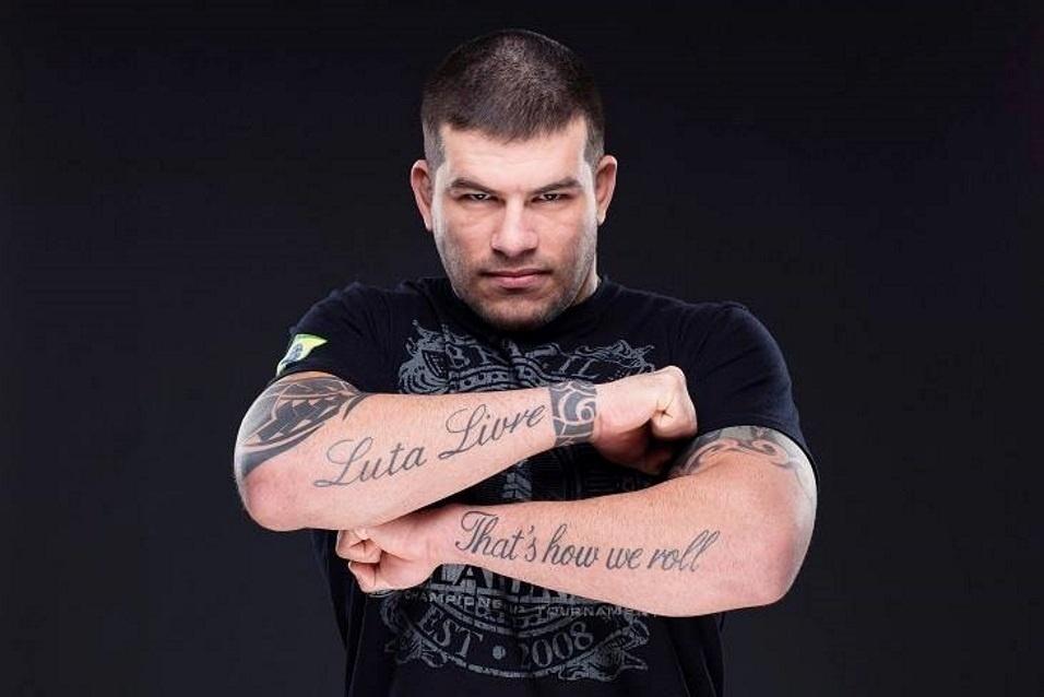 Marcelo Brigadeiro, dono do Aspera FC, um dos principais torneios de MMA do Brasil