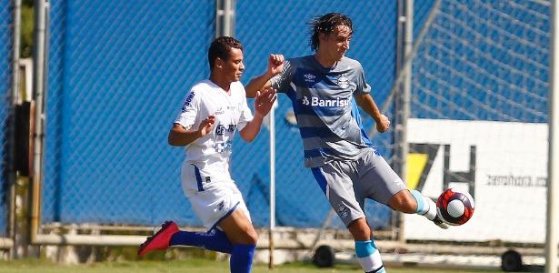 Pedro Geromel é dúvida para jogo do Grêmio no domingo pelo Gauchão