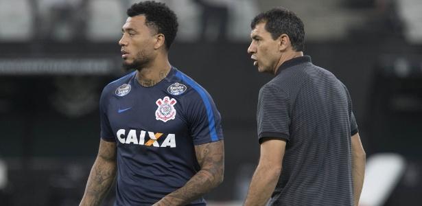 Kazim enfrenta o Palmeiras nesta quarta-feira em Itaquera - Daniel Augusto Jr/Agência Corinthians