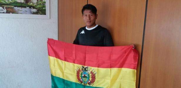 Richar está treinando no América-PE depois de passar pelo Corinthians de Prudente