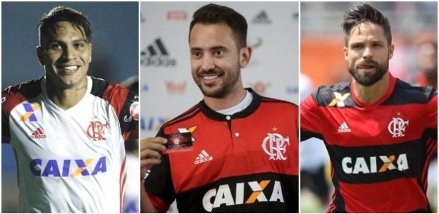 Flamengo abriu os cofres para montar atual elenco: R$ 89,8 milhões