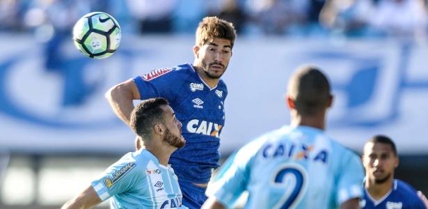 Lucas Silva quer permanecer no Cruzeiro em 2018