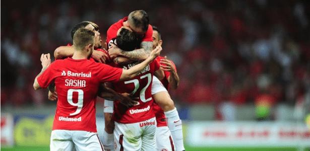 O Internacional pode confirmar volta à Série A com três rodadas de antecedência