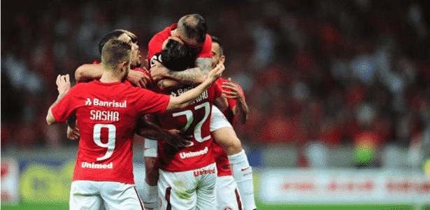 O Internacional está há nove jogos sem conhecer derrota no Campeonato Brasileiro - Ricardo Duarte/Divulgação
