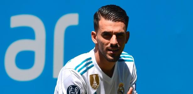 Dani Ceballos, do Betis, foi uma das duas únicas contratações do Real na janela