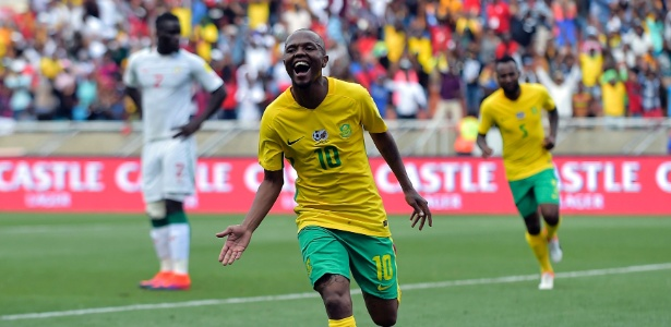 Na ocasião, África do Sul venceu Senegal com pênalti polêmico