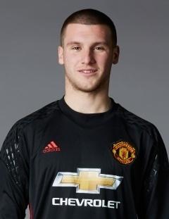 Sam Johnstone, goleiro do Manchester United