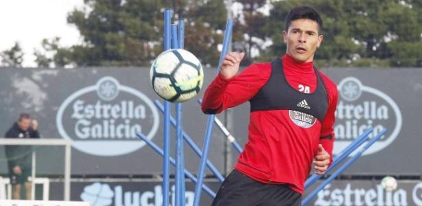 Roncaglia tem contrato até 2020 com o Celta, mas espera ser liberado agora