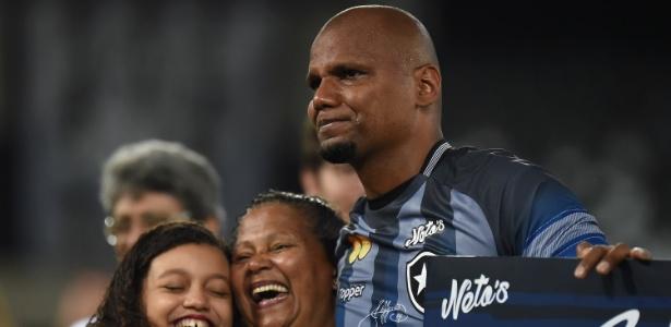 Jefferson agradece Botafogo em despedida