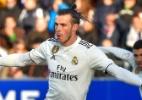 Com gol solitário de Bale, Real Madrid vence lanterna Huesca pelo Espanhol - ANDER GILLENEA / AFP