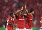 """""""Nunca senti pressão sobre mim"""", diz Pottker após gol pelo Inter - Ricardo Duarte/Inter"""