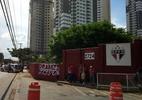 Bastidores do São Paulo: Delegação chega ao CT com escolta policial