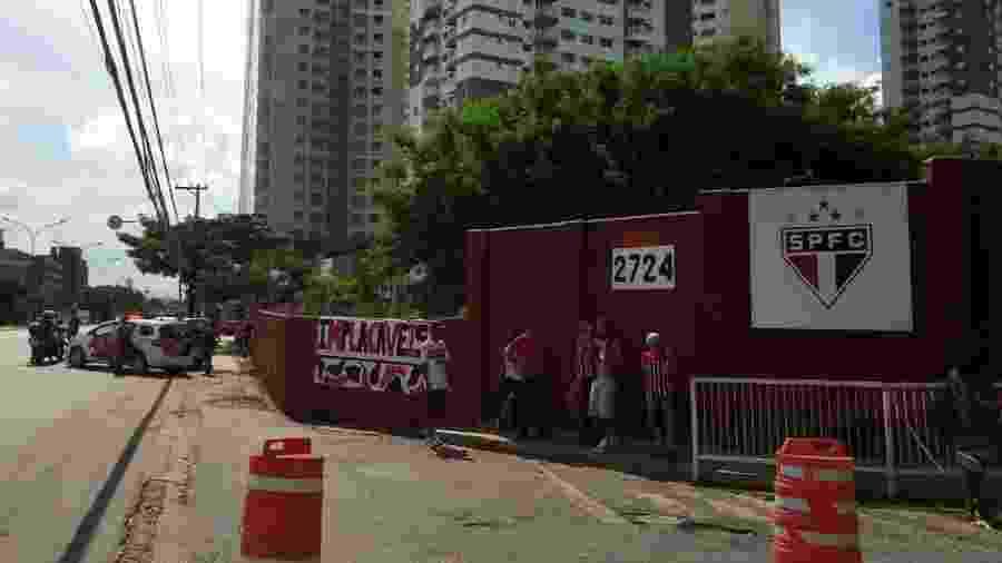 CT da Barra Funda - Bruno Grossi/UOL Esporte