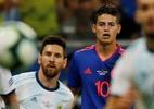 """Messi mostra abatimento e já fala em """"evitar algo pior"""" na Copa América - REUTERS/Luisa Gonzalez"""