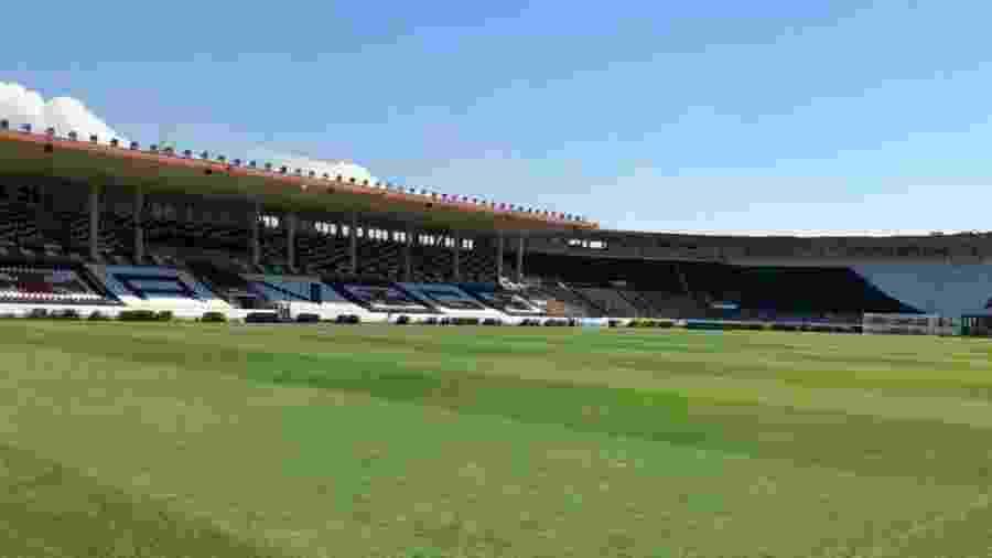 São Januário, estádio do Vasco - Divulgação