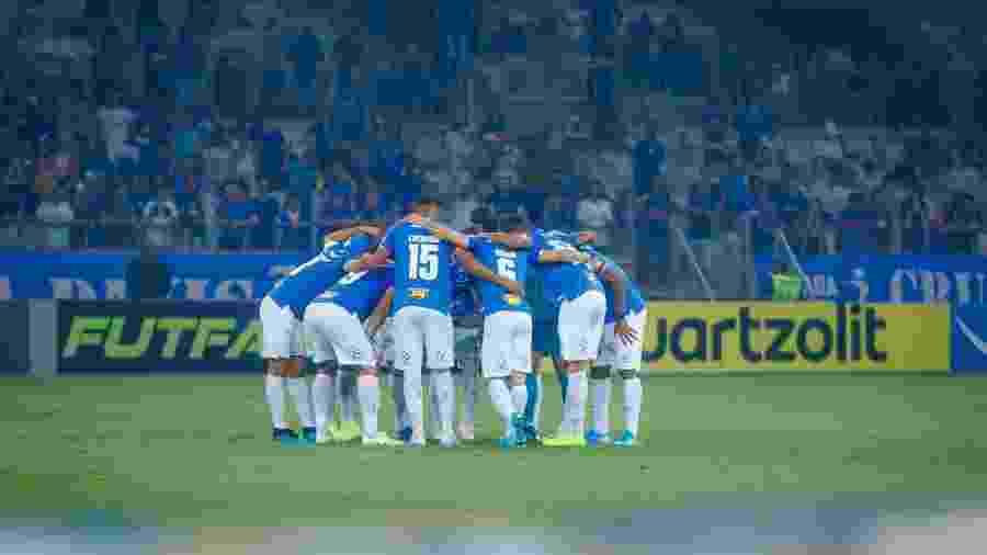 Após 45 dias sem vitórias, Cruzeiro tirou o peso das costas e quer aproveitar leveza para embalar no Brasileirão - Vinnicius Silva/Cruzeiro