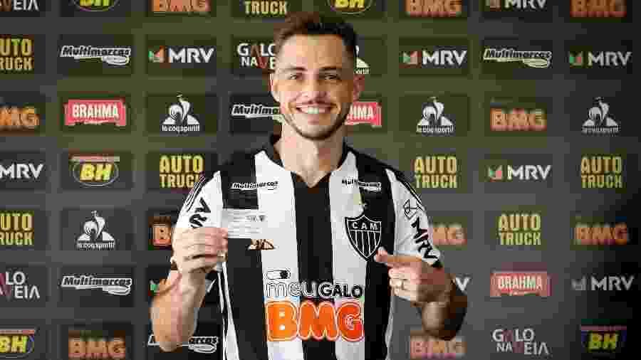 Hyoran, meia-atacante do Atlético-MG, fala o que espera de sua passagem pelo clube - Bruno Cantini/Divulgação/Atlético-MG