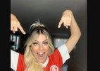 Renata Fan vibra com título do Inter na Copa São Paulo: