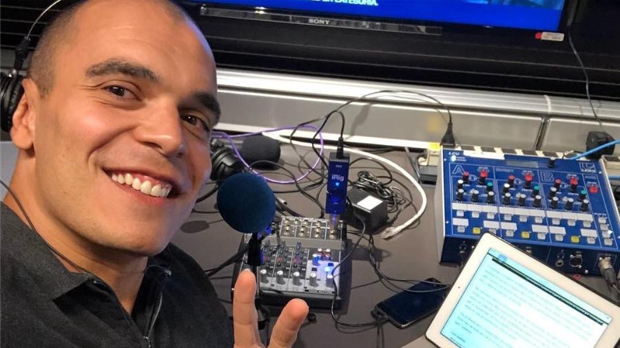 Maurício Borges, o Mano, irá compor a mesa de debate do Arena SBT - Reprodução/Instagram