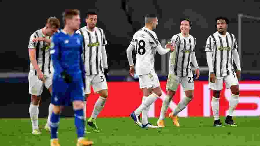 Juventus enfrenta o Dínamo de Kiev pela Liga dos Campeões - Valerio Pennicino/Getty Images