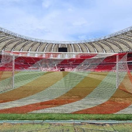 Beira-Rio, estádio do Inter, favorito a ter a final da Sul-Americana em 2021 - Anderson Tiago Barbosa/Inter