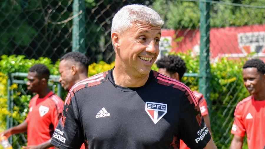 Crespo está fazendo os são-paulinos se iludirem na atual temporada do Tricolor - Divulgação/SPFC