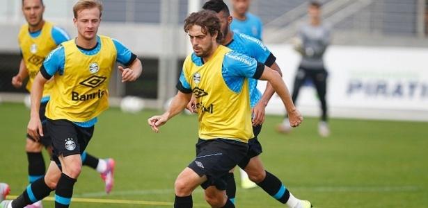 Maxi Rodríguez vai para o Peñarol e a ideia do Grêmio é vender o jogador
