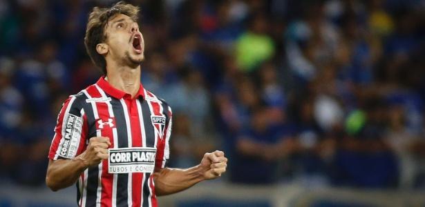 Rodrigo Caio pode deixar o São Paulo nesta janela de transferência