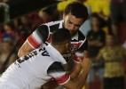 Santa Cruz bate Sport na Ilha e abre vantagem por vaga em decisão - Clélio Tomaz/AGIF