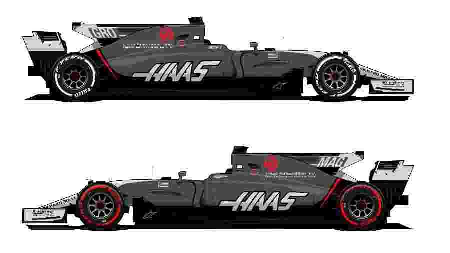 Haas F1 Team/Divulgação