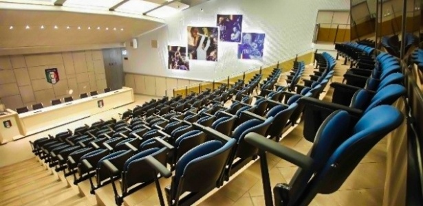 A escola de Coverciano fica no complexo de treinamento da Itália - Divulgação