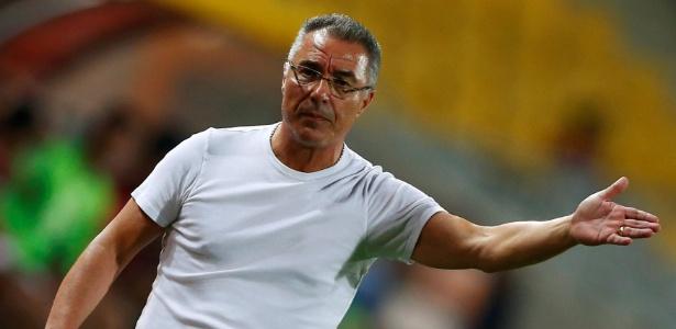 Antonio Inácio assumiu o Zamalek em abril, mas vinha se desentendendo com presidente