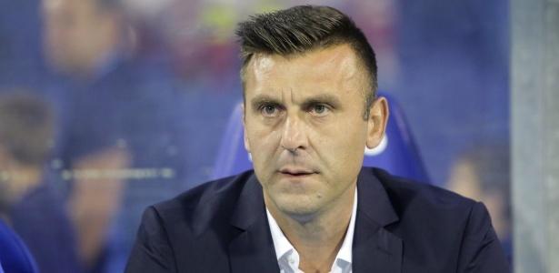 Mario Cvitanovic, técnico do Dínamo de Zagreb - Luka Stanzl/PIXSELL