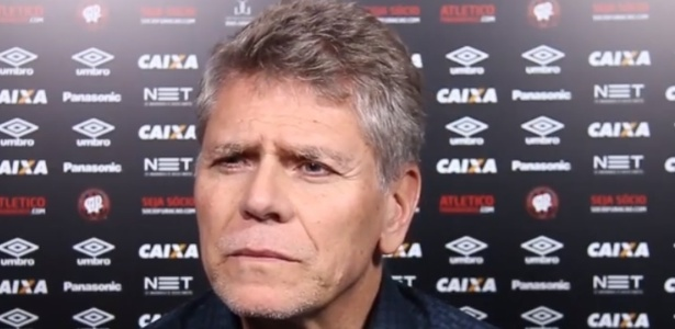 Paulo Autuori confirmou que Atlético disputará Paranaense com time Sub-23