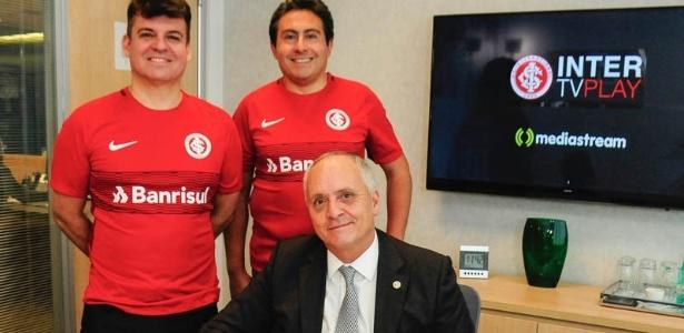 Inter firma parceria para ter canal de streaming e transmissão de jogos - Flavio Mello dos Santos/Divulgação
