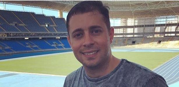 Adriano Colares, coordenador de futebol do Botafogo - Reprodução