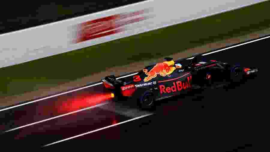 Australiano tem contrato com a Red Bull até o fim de 2018 - Patrik Lundin/Getty Images