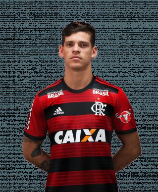 Ronaldo da Silva Souza, volante do Flamengo