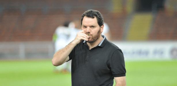 Tarcísio Pugliese, técnico brasileiro que está à frente do Felcra - Arquivo Pessoal