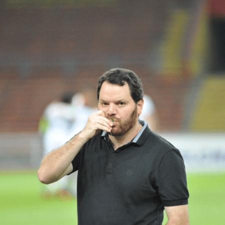 Tarcísio Pugliese assume o sub-20 do Corinthians - Reprodução Instagram